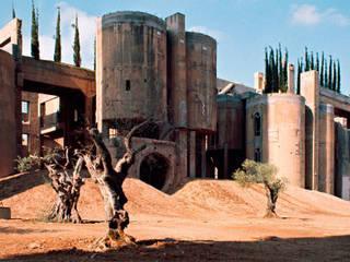 van Ricardo Bofill Taller de Arquitectura