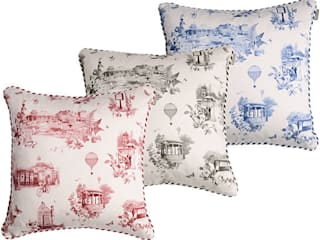 45 x 45cm Cushion Collection: eclectic  by Emily Humphrey Design, Eclectic
