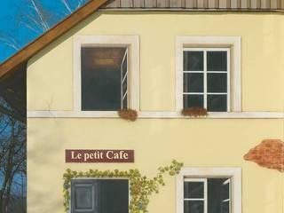 Balcones y terrazas clásicos de Studio Witti - Atelier für Gestaltung Clásico
