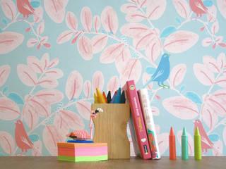 SONGE colori ROSE:  de style  par Little Cabari
