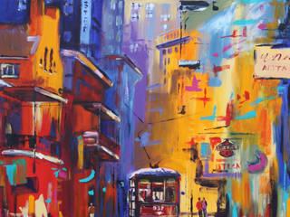 New Orleans Tram:   by Marilyn Allis