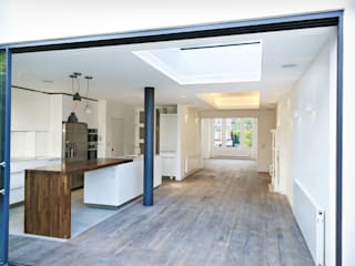 Redston Road, N8 Cuisine moderne par XUL Architecture Moderne
