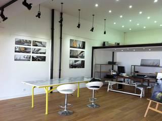 Bureau Espaces de bureaux minimalistes par RSK Architecture Minimaliste