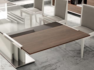 Arbito Dining Tables par Quality Lounge Suites Moderne
