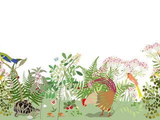 Décor Botanique:  de style  par Little Cabari