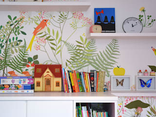 Détails décor Botanique:  de style  par Little Cabari