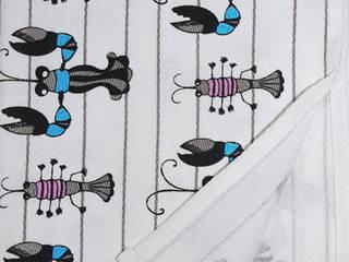 TORCHON / DISH TOWEL creusties:  de style  par décoratoire