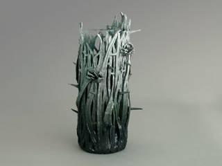 vase Faience déco:  de style  par Pauline Georgeault