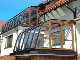 Wintergarten Gracja Prestige Gracja Moderner Wintergarten Holz