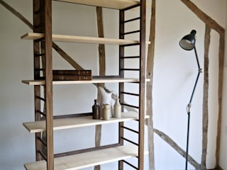 Ladder Shelving par Barnby & Day Moderne