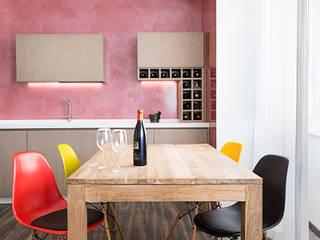 Dal Sasso Matteo Dining roomWine racks