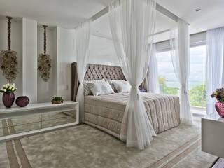 Samara Barbosa Arquitetura Dormitorios de estilo clásico