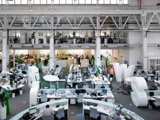 Karlin Hall Economia:  de estilo  de Ricardo Bofill Taller de Arquitectura