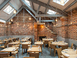 Shears Yard:  Gastronomy by Architectural Emporium