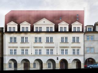 Vaclav Havel Library:  de estilo  de Ricardo Bofill Taller de Arquitectura