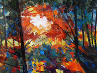 Janet Aldis. Crows Camp Studio:   by Crows Camp Art