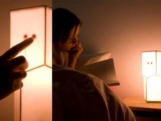 Transforming Lamp:  de style  par Daphné Vermorel