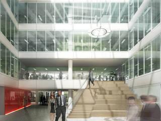 Corso Court Karlin:  de estilo  de Ricardo Bofill Taller de Arquitectura