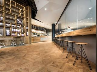 Pano Brot & Kaffee:  Gastronomie von DITTEL ARCHITEKTEN GMBH