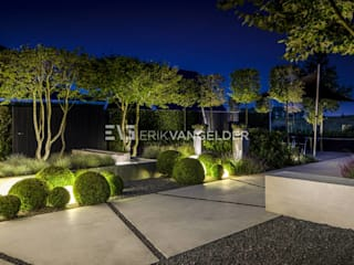 โดย ERIK VAN GELDER | Devoted to Garden Design โมเดิร์น