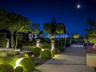Giardino in stile industriale di ERIK VAN GELDER | Devoted to Garden Design Industrial