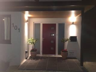 Projects, Extensions, Lofts Xspace Casas de estilo clásico