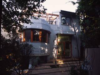 目白台の家 八島建築設計室 オリジナルな 家