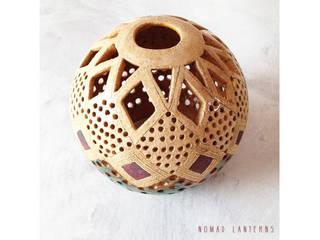 lampion Zapach Maroka: styl , w kategorii  zaprojektowany przez Aleksandra Mysiorska