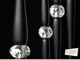 "COLLECTION "" BLACK DIAMOND"" par SCHUTT GRANDE FORGE Moderne"