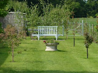 New Arboretum in Berkshire Cornus Garden Design Jardines rústicos