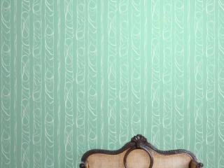Zhivago wallpaper 'leaf':   by NAT MAKS