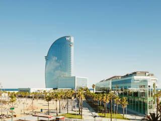 Desigual Headquarters:  de estilo  de Ricardo Bofill Taller de Arquitectura