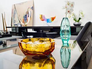Sofistike – MOSER / Cubism serisi vazo ve kase:  tarz