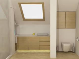 Badkamer Scandinavische badkamers van AD MORE design Scandinavisch