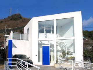 広島 M邸: ヴィジュアルスペールデザインが手掛けた家です。
