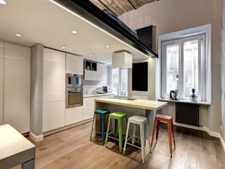 MOB ARCHITECTS Kitchen