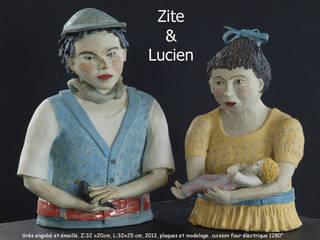 Zite et Lucien:  de style  par Rouaze Isabelle