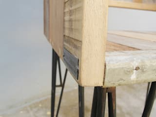 Chair 13 by Officine Catena:  in stile  di Swart