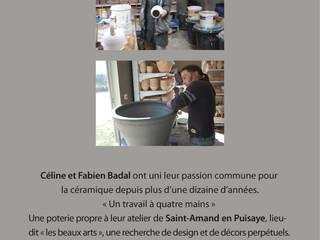 ESPACE TERRE Céline et Fabien Badal par Espace Terre Moderne