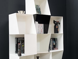 Bookcase TOTEM:   by design by nico