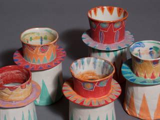 céramique utilitaire et décorative:  de style  par Les animals céramique