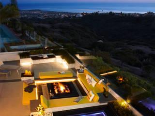 Walker outdoor project: Terrasse de style  par Dupuis Design