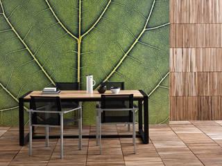 Otto outdoor dining de Il giardino di legno Moderno