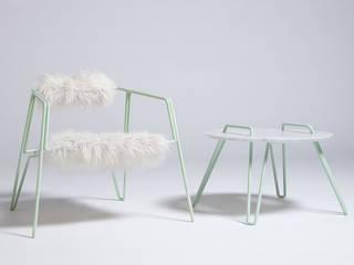 Rimula chair by Guillaume Sonnet - edited by Lipaurs:  de style  par Liparus