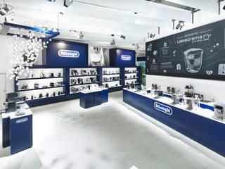 Drei Marken unter einem Dach: De'Longhi auf der IFA 2014 Modernes Messe Design von Expotechnik Group Modern