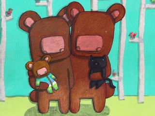 We are family:  de style  par kiromelo.com