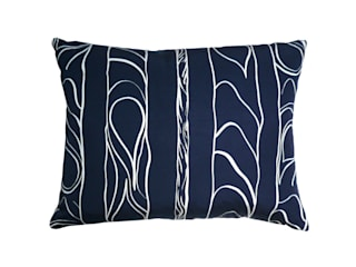 Zhivago cushions: modern  by NAT MAKS, Modern