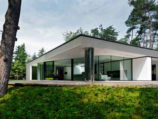 Villa Veth Moderne huizen van 123DV Moderne Villa's Modern