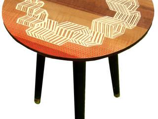 Windbreak side table:   by Zoe Murphy