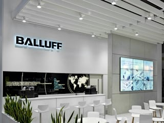 Expotechnik Group_Balluff auf Hannover Messe_03:  Messe Design von Expotechnik Group